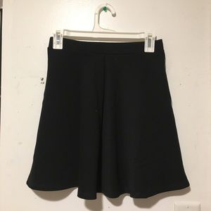 Attention XS Black Skirt